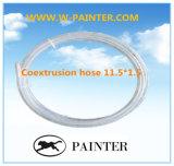 Boyau de la coextrusion 11.5*1.5 pour l'Assemblée, outil de pulvérisation de Poussière-Soufflement de canon, tubes d'essence