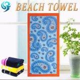 特大印刷されたビーチタオル