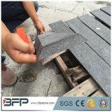 Китайский базальт черноты покрышечного камня плавательного бассеина гранита вымощая справляться