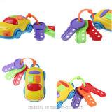 音楽的な車キーおよびアラームのおもちゃを学ぶ教育