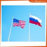 주문 Sunproof 국기 러시아 사람 깃발 방수 처리하거든