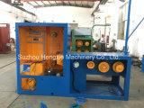 La venta caliente 28dwt multa el alambre de cobre que hace la máquina con Annealer en línea