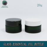 20ml de groene Kleur berijpte de Lege Kruik van het Glas
