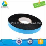 cinta negra de la espuma del polietileno 100kg con el pegamento de acrílico del alto rendimiento (BY1010)