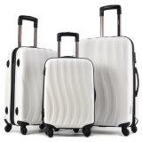 Bubuleの車輪が付いている安く強い荷物のスーツケースのトロリー袋の道具箱