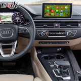 Casella Android di percorso di GPS per la nuova interfaccia del video di Audi A4 4gmmi