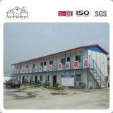 Casas Prefab de aço do painel de sanduíche do EPS, HOME móveis do recipiente em China