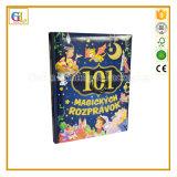 Impressão do livro da placa das crianças do Hardcover e serviço de impressão