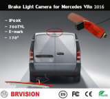 Nuevos cámara impermeable del coche de la opinión trasera de la luz de freno de Mercedes Vito 2016