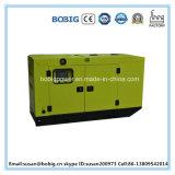 180kw tipo silencioso gerador Diesel do tipo de Sdec com ATS