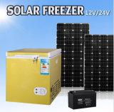 12Vキャラバン、車のための小型携帯用太陽箱の冷凍庫