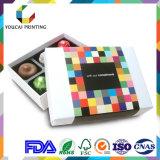 Personalizado hermoso de la categoría alimenticia caja de regalo con superficie brillante