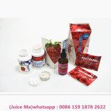 Conjunto gordo ardiente de Keton de la frambuesa, alimento de la nutrición de la pérdida de peso