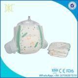 Le doux choient la couche-culotte de bébé avec la bande de Velcro