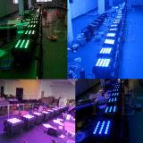 20X12W RGBW 4in1 PAR prova d'água pode diodo emissor de luz para o estágio