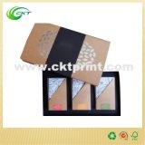 Sabão colorido e caixa de empacotamento da vela com papel de embalagem (Circuito - CB-268)