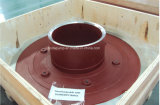 Pièce de rechange de chrome de pompe élevée centrifuge de boue