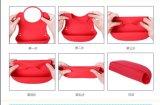 防水シリコーンの赤ん坊の胸当ての幼児挿入の胸当て