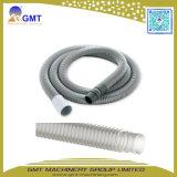 Linha de produção plástica ondulada Single-Wall da extrusão da tubulação de água PE-PP-PVC do dreno