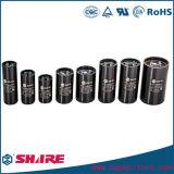 220V CD60 elektrolytischer Kondensator für das Beginnen von Bruchpferdestärken