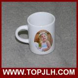 Precio de EXW taza de café de cerámica de 2.5 onzas