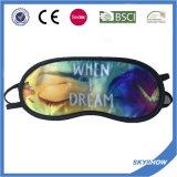 O melhor sono Eyemask do preto da venda e da alta qualidade