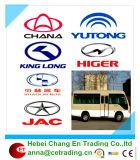 Precio del recambio del omnibus de Yutong