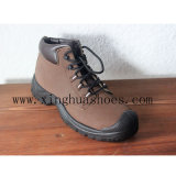 Chaussures de travail en cuir de haute qualité de sûreté