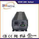Reator eletrônico terminado dobro novo por atacado do Hydroponics do watt HPS da tecnologia CMH 630W 1000