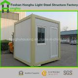 Het Huis van de Container van lage Kosten, Modulair Huis voor Geprefabriceerde de Slaapzaal van het Hotel van het Bureau