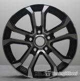 Rueda popular with&#160 de la aleación de aluminio; 16 pulgadas para el coche: