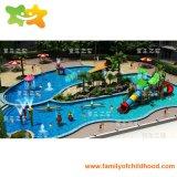 Cour de jeu de glissière de stationnement de l'eau de parc d'attractions de l'eau d'hôtel à vendre