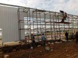 Prefabricated 강철 구조물 닭장 농장 헛간