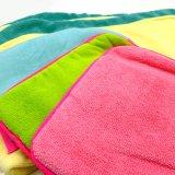 La alta calidad de China ninguna se descolora colada de coche de la toalla de Microfiber