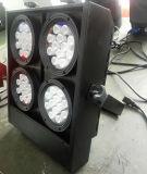 25PCS luz principal móvil profesional de la matriz LED para la demostración del partido