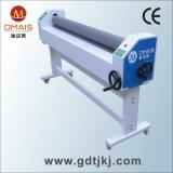 Laminador manual del rodillo de Mefu 1600 con la ayuda del calor para la película fría