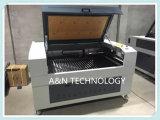 Máquina de estaca de fibra óptica da gravura do laser de A&N 80W