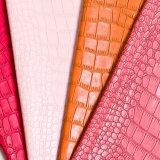 Высокое качество синтетических сумок PVC PU кожаный