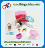 2017 neues Entwurfs-Plastiktiermeerschweinchen-gesetzte Spielwaren