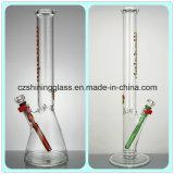 Illadelph più alto Straght e tubo di acqua di fumo di vetro della coppa con Downsterm