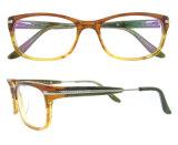 Hand - de gemaakte Douane van de Manier van Frames Eyewear het Optische laatst Frame van de Oogglazen van Eyewear van het Frame