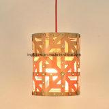 Zusammengebautes kreatives hölzernes Licht der Wiese-Musiker-Lerchen-Decken-LED