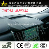 Zonnescherm van de Gift van de Navigator van de antiAuto van de Glans het Auto voor Toyota Alphard 10 20series