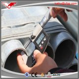 BS1387 ASTM A53 Gr. B heißes eingetauchtes galvanisiertes Rohr für Aufbau