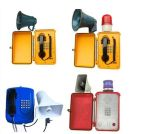 Shenzhen-chemische Industrie-Telefon-industrielles Telefon-wasserdichtes Telefon Knsp-08L