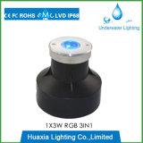 IP68 LEDによって引込められるLEDのプール水中ライト