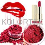 립스틱, 메이크업 진주 입술 안료 제조자를 위한 자연적인 돌비늘 분말