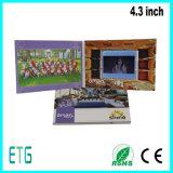 Videokarte 4.3inch mit buntem Drucken