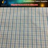 Tessuto tinto filato di Coolmax del poliestere per la camicia, filato di Wicking