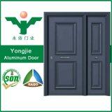 特定の様式の機密保護の高品質のアルミニウム振動ドア